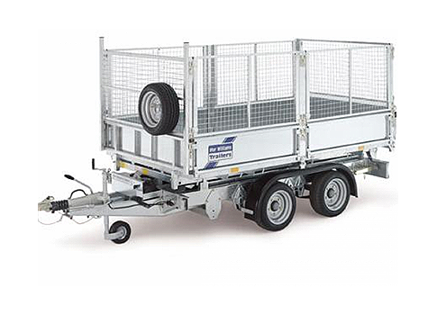 Ifor Williams 10ft Tipping Trailer Image
