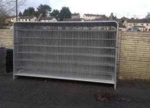 Temporary Fencing ZND Standard Panel Image