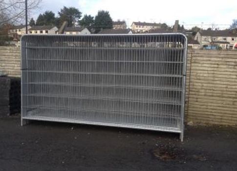 Temporary Fencing ZND Standard Panel Image