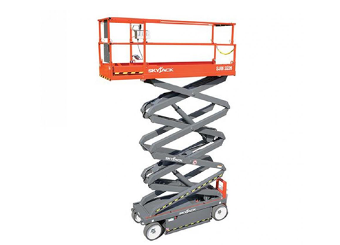 Skyjack 26ft Scissor Lift 3226 Image