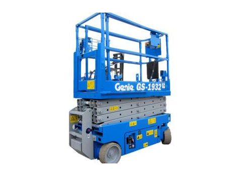 Genie GS1932 Scissor Lifts. Image