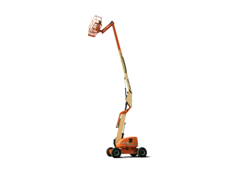 JLG 600AJ Articulated Boomlift Image