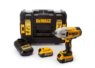 DEWALT DCF899P2-GB 18V XR High Torque Impact Wrench